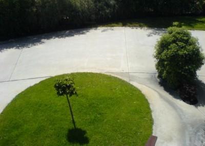 concrete-turning-circle-driveway